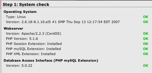 Installation: connection to mysql fails | i-doit Community
